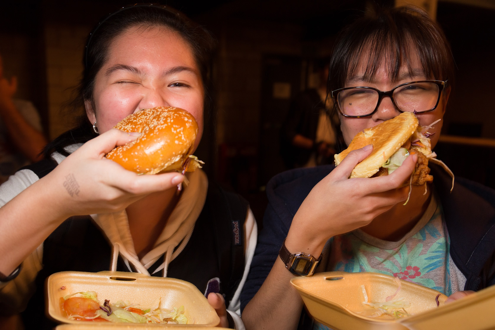 FridayFoodFight is Back for Good in 2015
