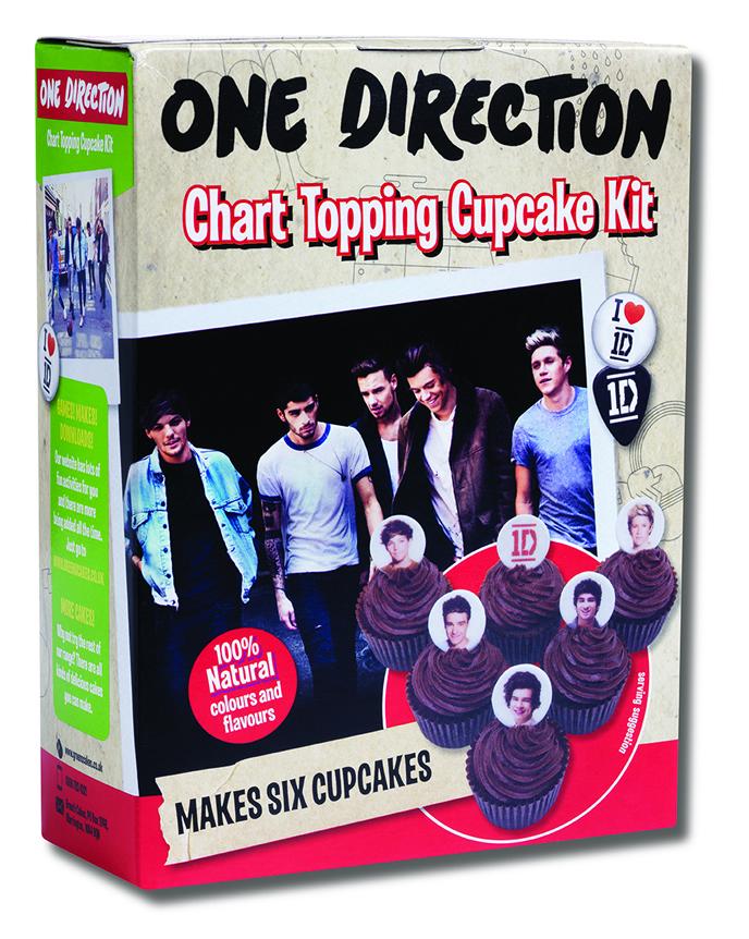 1D Cupcake
