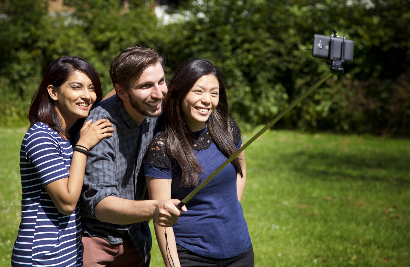 The Rise of the Selfie