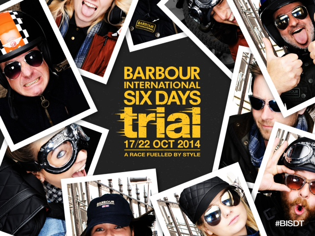 Barbour International's Race fuelled by Style comes to Manchester