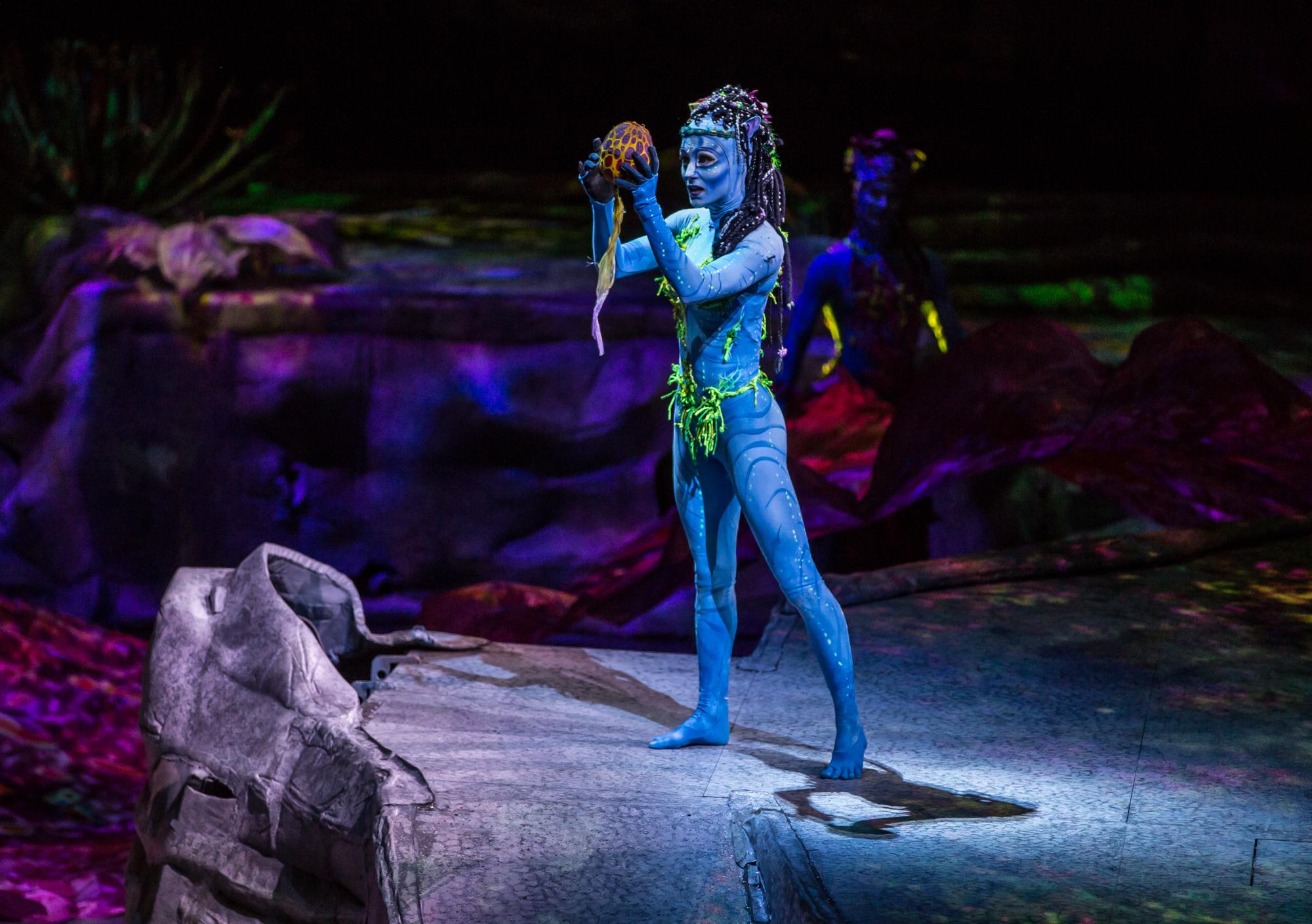 TORUK – The First Flight. See Cirque du Soleil in a stunning new light!