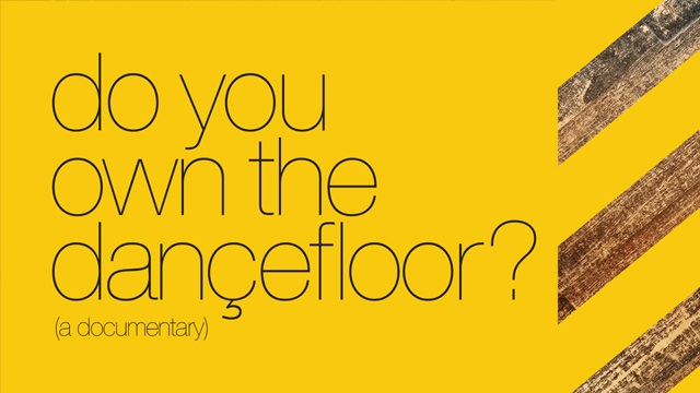 Do You Own The Dancefloor? at The RNCM