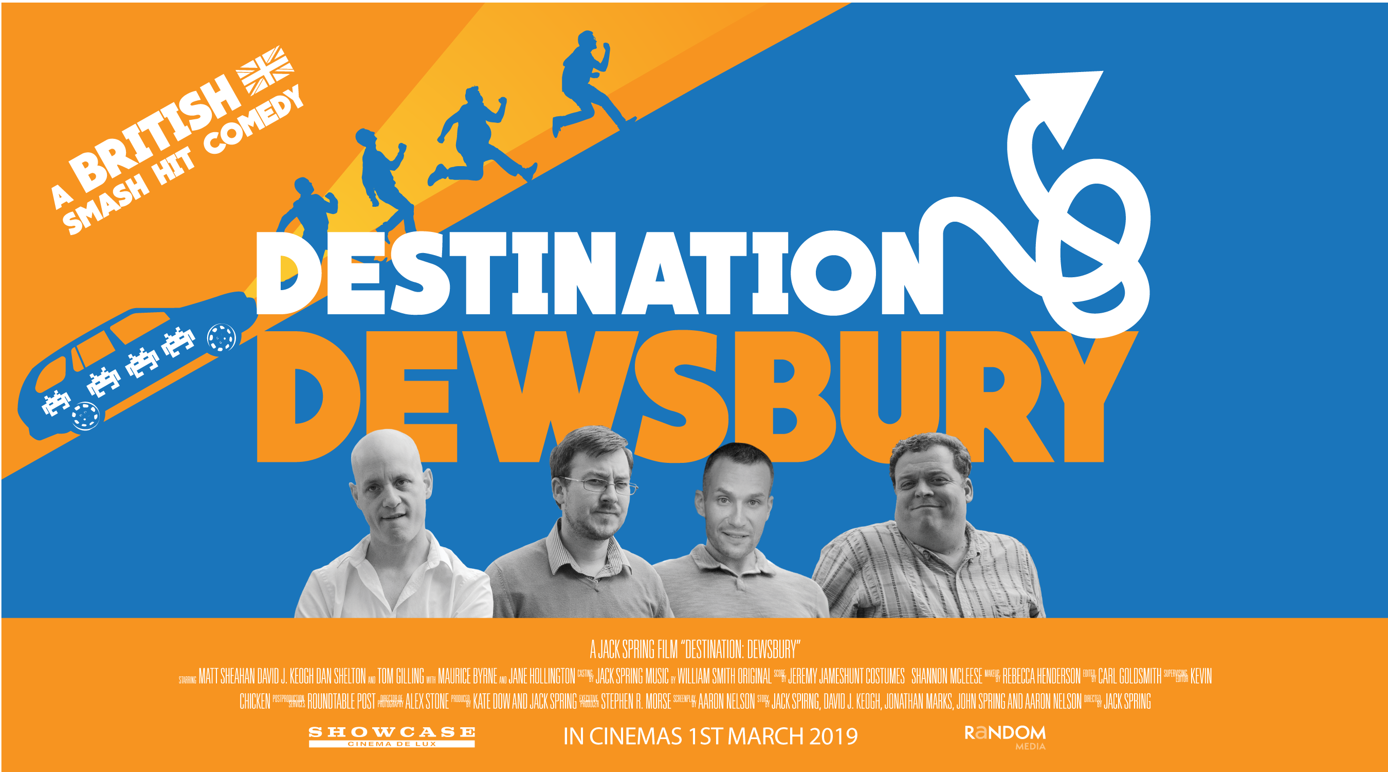 Destination Dewsbury Review