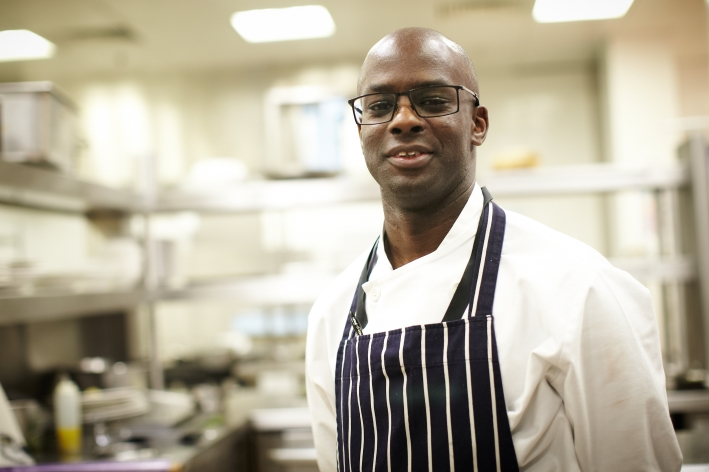 doubletree manchester chef michael campbell
