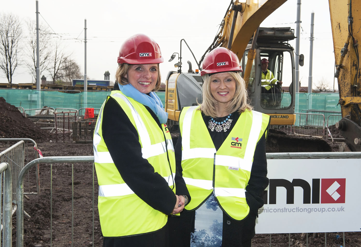 Employment Minister visits Scarborough's Hat Box residential scheme in Manchester
