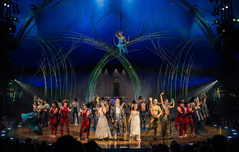Cirque du Soleil returns to Manchester with AMALUNA