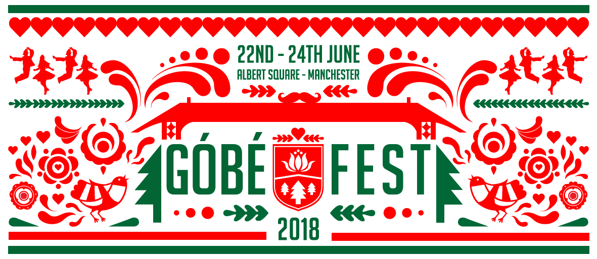 Góbéfest ~ Free Transylvanian festival returns to Albert Square 22-24 June