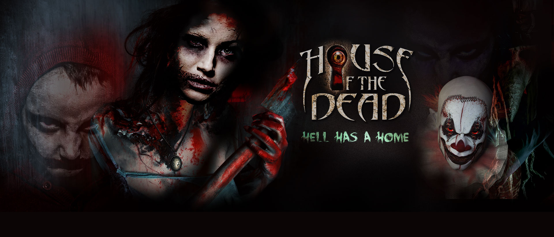 House of the Dead opens it's deathly doors in Manchester