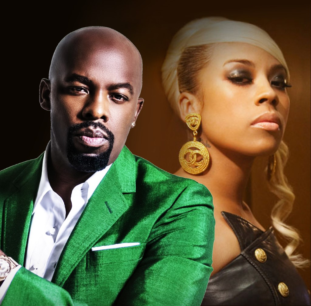 Joe & Keyshia Cole - 3 City UK Tour to include Manchester Academy