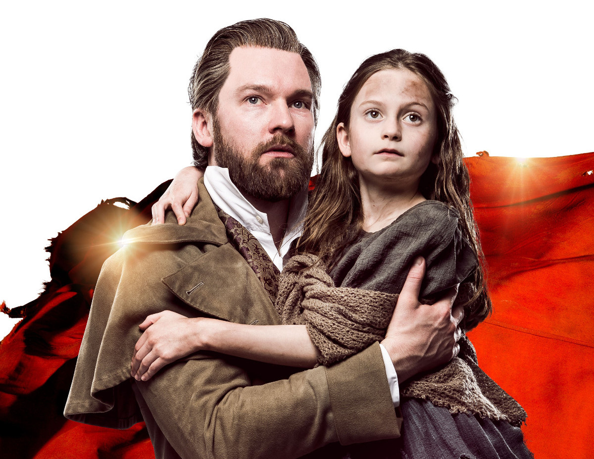 Killian Donnelly to play `Jean Valjean` in `Les Mis` at the Palace Theatre