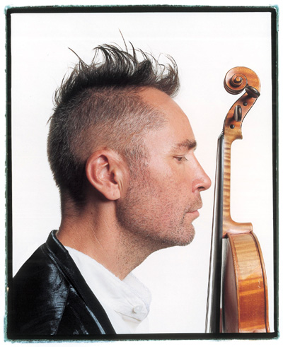 Maverick violinist Nigel Kennedy to perform 'Four Seasons' at The Bridgewater Hall