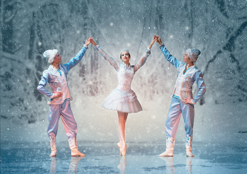 Russian State Ballet of Siberia to bring Swan Lake to Manchester in 2016