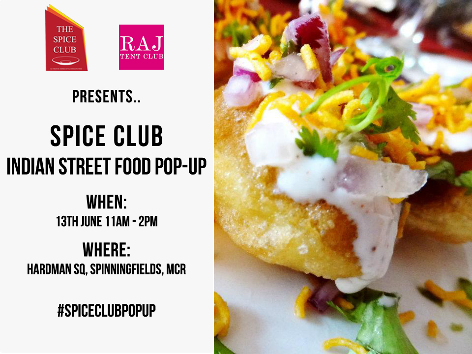Indian Street Food Pop Up Arrives In Manchester Manchester