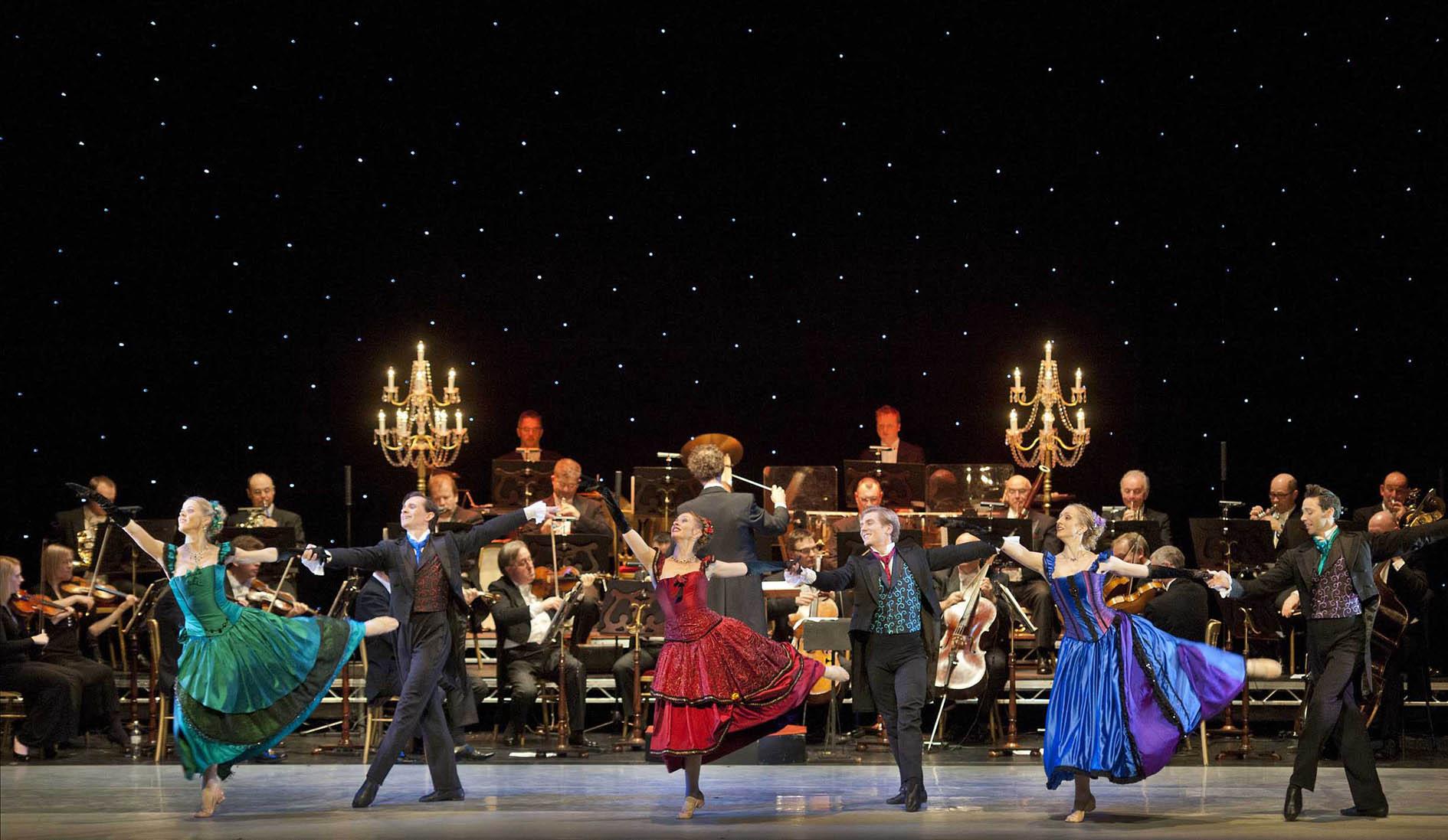 Johann Strauss Gala 2016 Tour