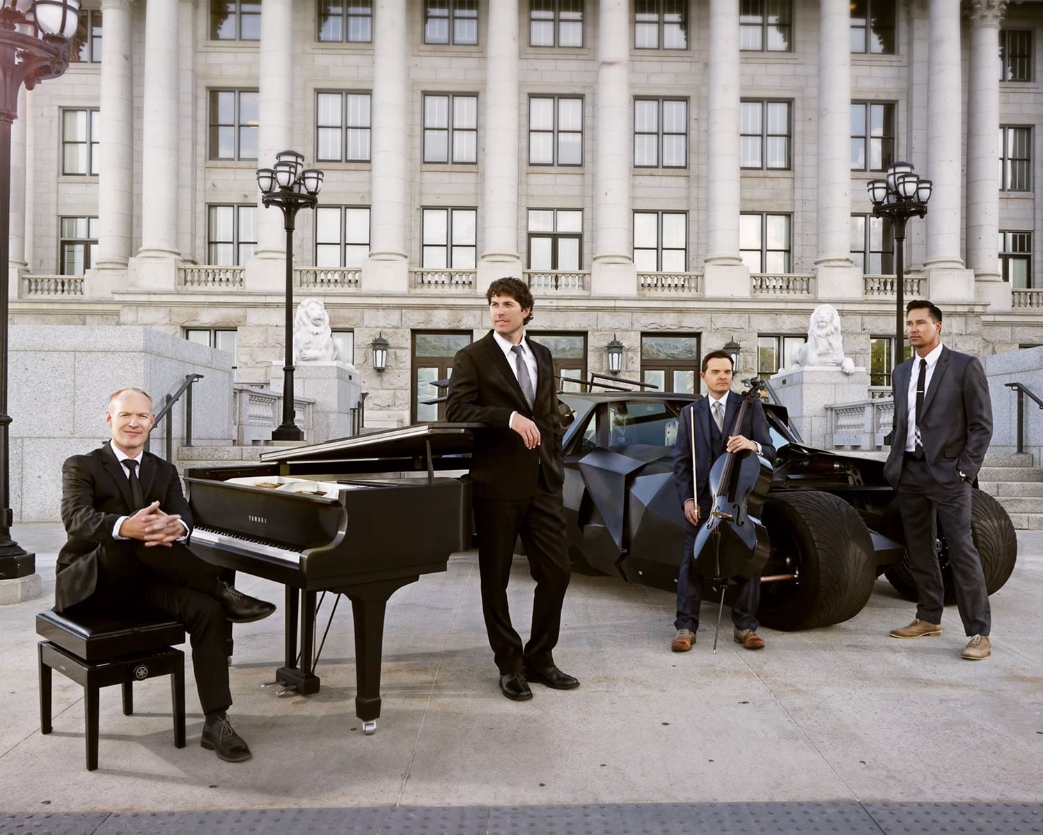 The Piano Guys National Tour - June 2015