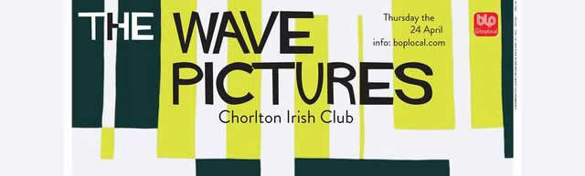 the wave pictures manchester