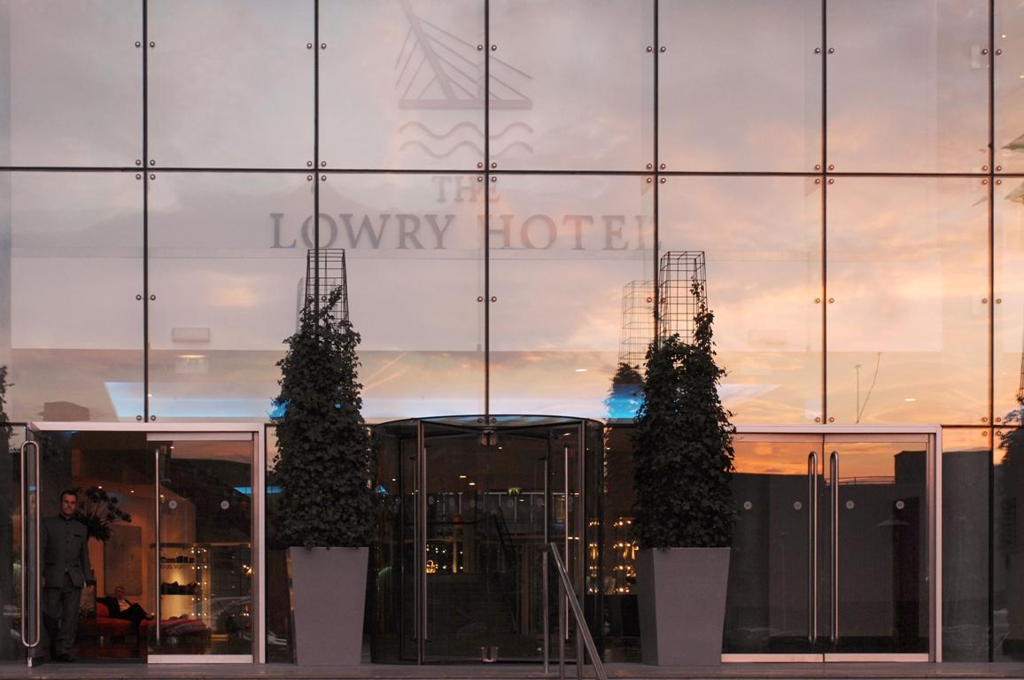 Birthday Celebrations for Manchester landmark hotel