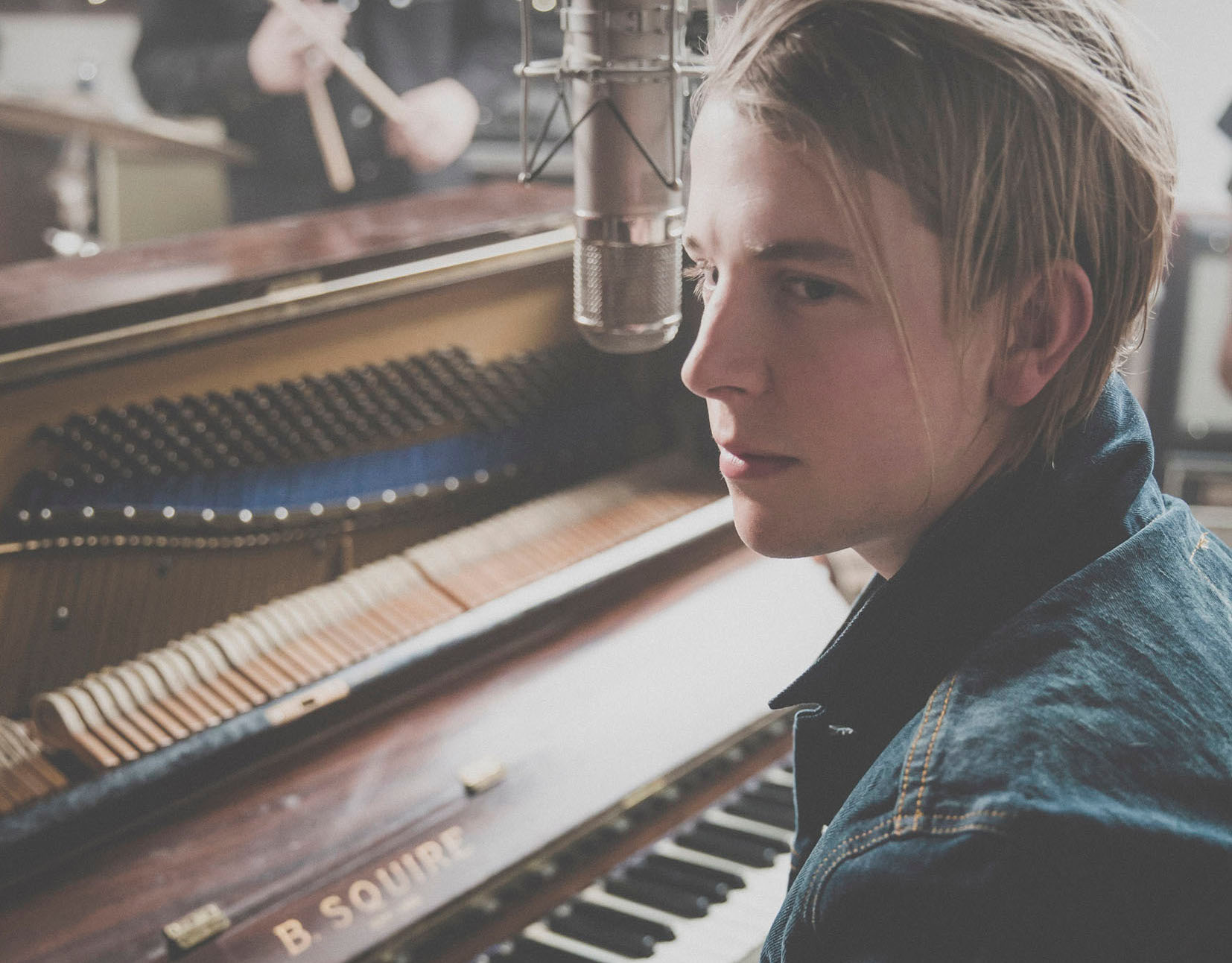 Tom Odell announces Forestry Commission gigs