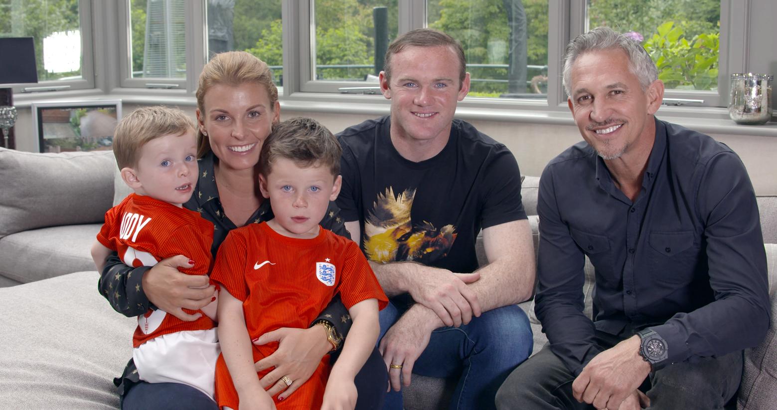 Behind the scenes with England's greatest goalscorer - Wayne Rooney