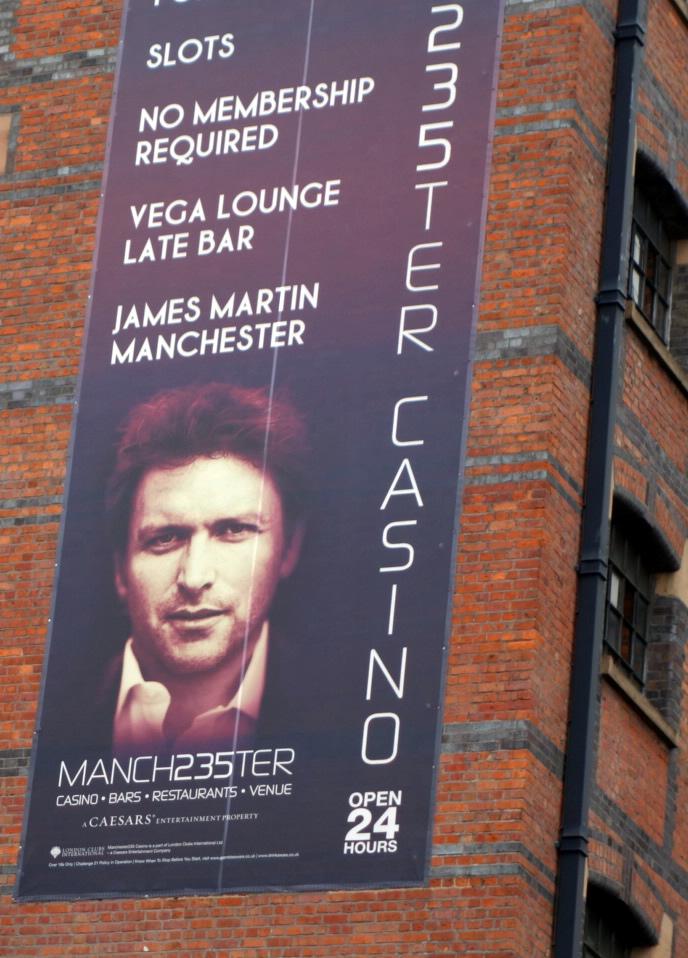 James Martin Poster