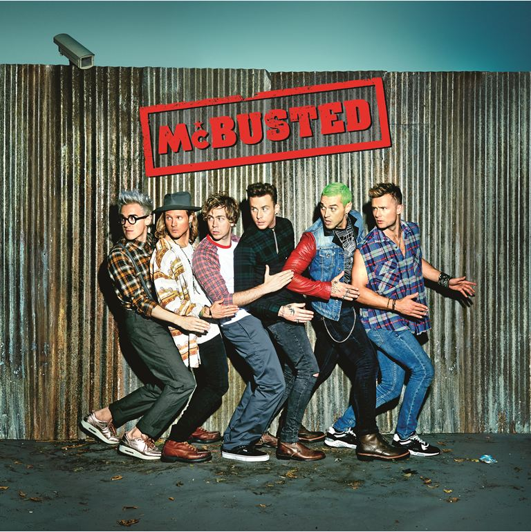 mcbusted album