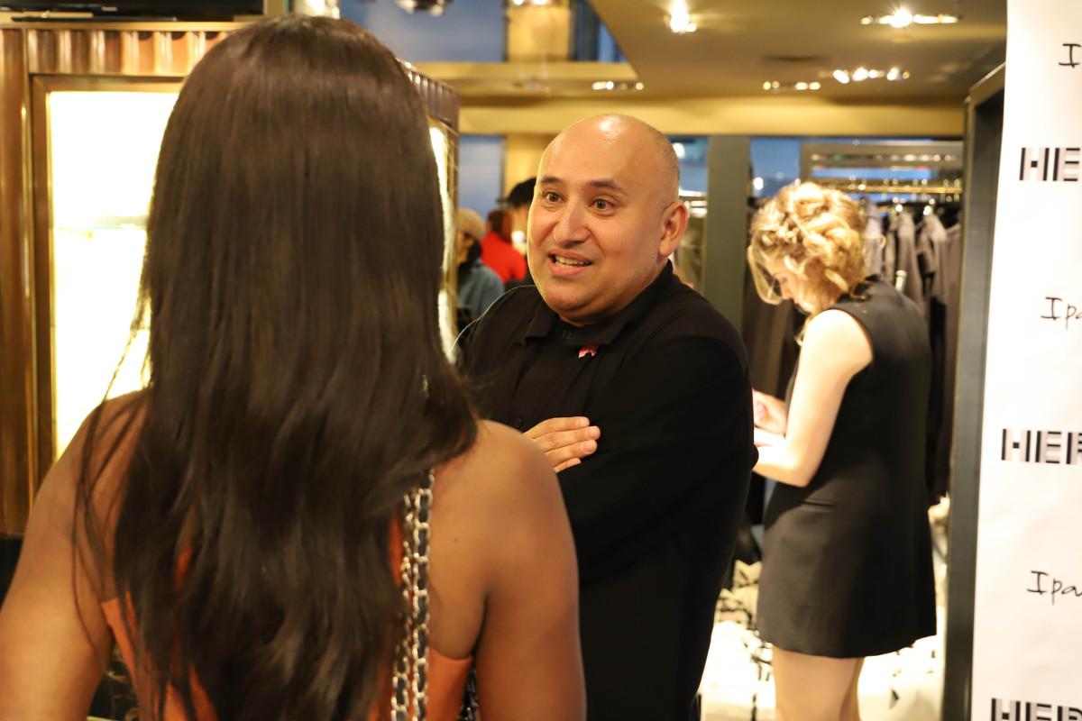 Oscar Pinto - Hervia CEO