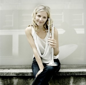 The London Philharmonic Orchestra goes 'Live and Local' with star trumpeter Alison Balsom