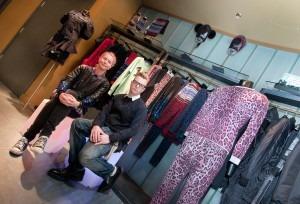 We meet Crochet Couture Pioneers - Sibling