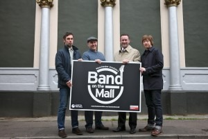 Manchester Arndale Rocks with Band on the Wall for new student competition
