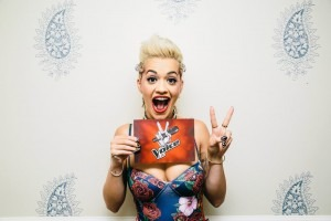 International superstar Rita Ora today confirmed as judge on The Voice