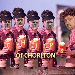 Dutch Uncles Launch CHIPS OF CHORLTON podcast