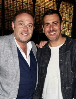 An Evening with John Thomson & Chris Gascoyne at Salford Lads Club