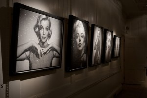 Manchester's Castle Galleries to launch a shimmering new collection of prints showcasing Marilyn Monroe