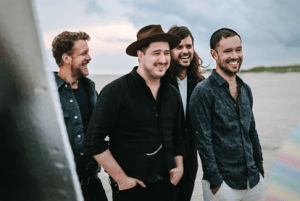 Mumford and Sons Launch New Album in Manchester
