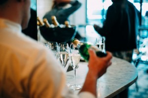 Grab a glass of Markle sparkle to help a local person in need