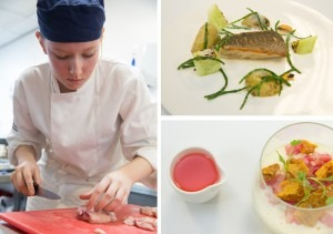 Rachel Prendergast is crowned Manchester Young Chef of the Year 2015