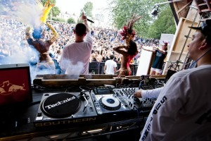 Red Bull Music Academy Sound System returns for Caribbean Carnival