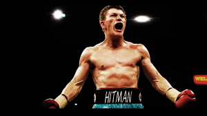Ricky Hatton to take on Darts Legends at The Hallmark Manchester