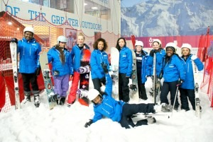 Life changing charity Snow-Camp launches in Manchester