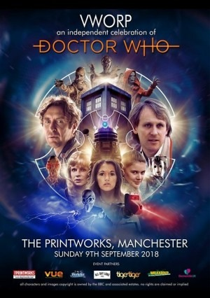 Get ready to travel to another dimension - the TARDIS is coming to The Printworks!