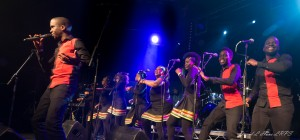 The London African Gospel Choir to perform Paul Simons Graceland at Academy 2