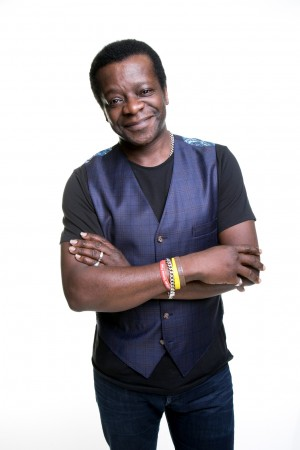 STEPHEN K AMOS: Bouquets and Brickbats live at the Lowry