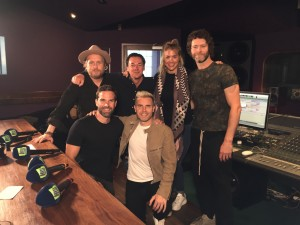 Take That to Headline Hits Radio Live