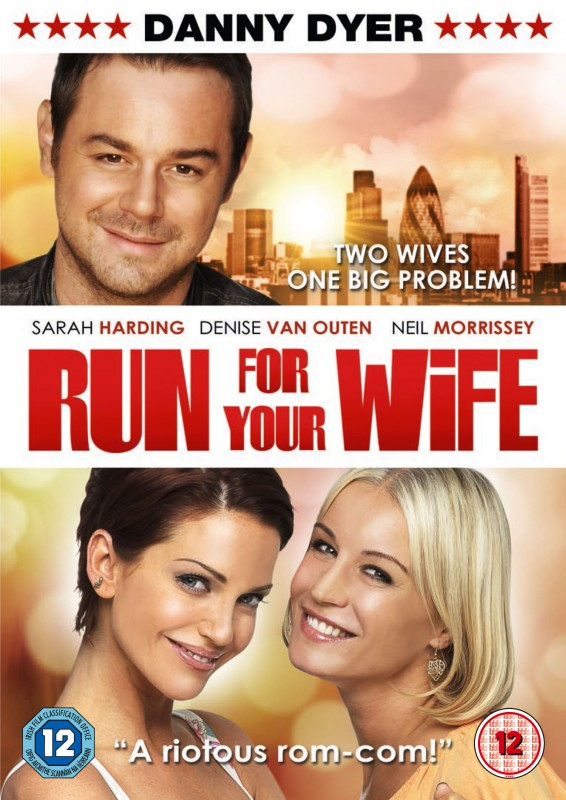 Run For Your Wife is out on DVD on the 16th September.
