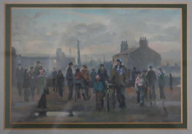Match by Robert Dudley Bailey RCA