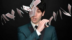 Pete Firman: Trickster - National Tour starting at the Lowry September 13th
