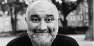 Alexei Sayle book event & onstage interview (Manchester)