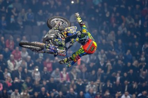 Arenacross tour takes off in manchester