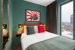 Supercity Aparthotels arrives in Manchester with exclusive room rate