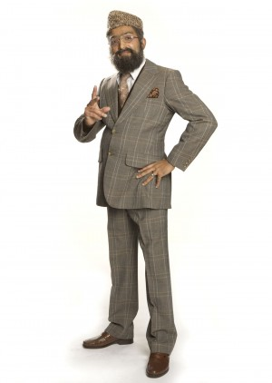 CITIZEN KHAN: THEY ALL KNOW ME! Live stage show - starring Adil Ray
